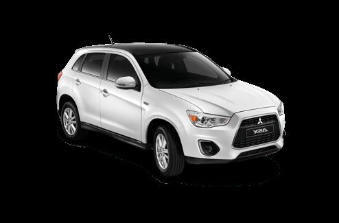 Klasa SUV - Mitsubishi ASX