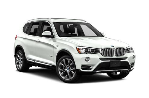 Klasa SUV D Premium Automat - BMW X3