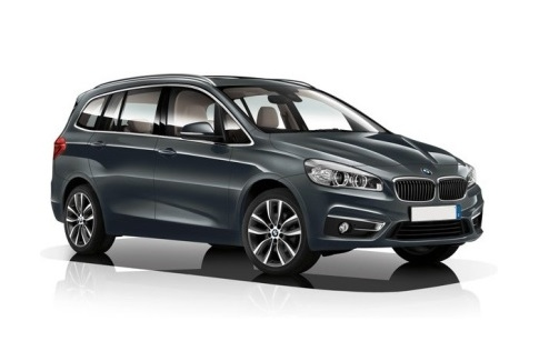 Klasa D Premium Automat - BMW 2 Gran Tourer
