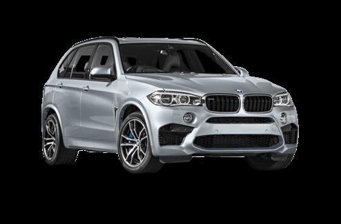 Klasa SUV Premium - BMW X5