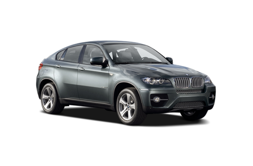 Klasa SUV Premium - BMW X6