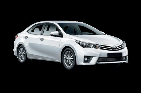 Klasa C+ - Toyota Corolla