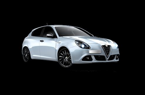 Klasa C+ - Alfa Romeo Giulietta