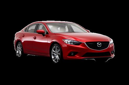 Klasa D - Mazda 6