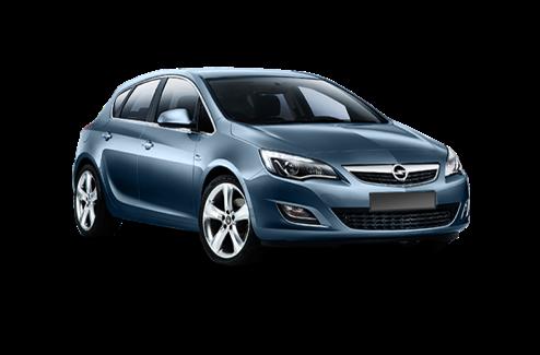 Klasa C - Opel Astra IV