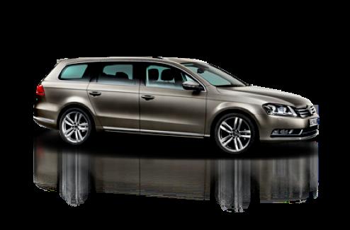 Klasa D - VW Passat kombi