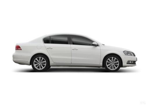 Klasa D - VW PASSAT