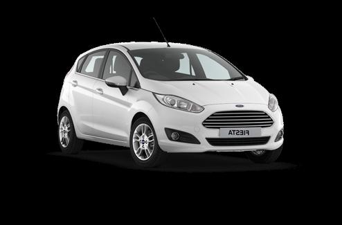 Klasa B Automat - Ford Fiesta Automat