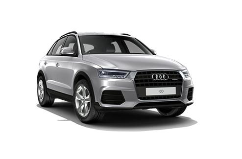 Klasa SUV D Premium Automat - Audi Q3