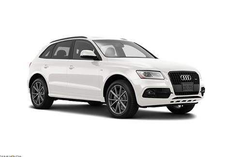 Klasa SUV E Premium - Audi Q5 Quattro