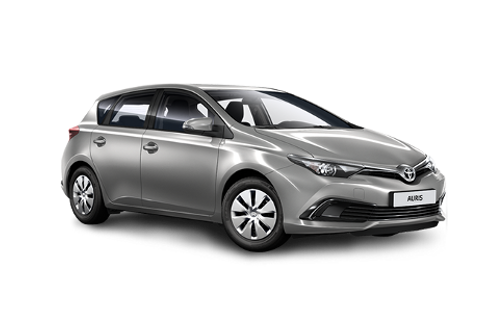 Klasa C - Toyota Auris