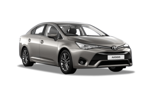 Klasa D Automat - Toyota Avensis