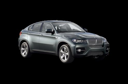 Klasa SUV E Premium - BMW X6