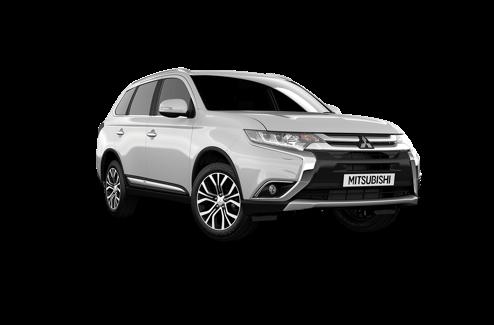 Klasa SUV D Premium Automat - Mitsubishi Outlander