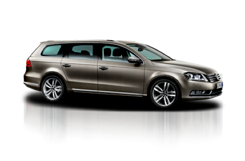 Klasa D Kombi - VW Passat kombi